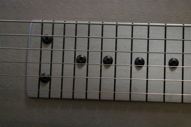 Industrial Guitar's Indy Rail